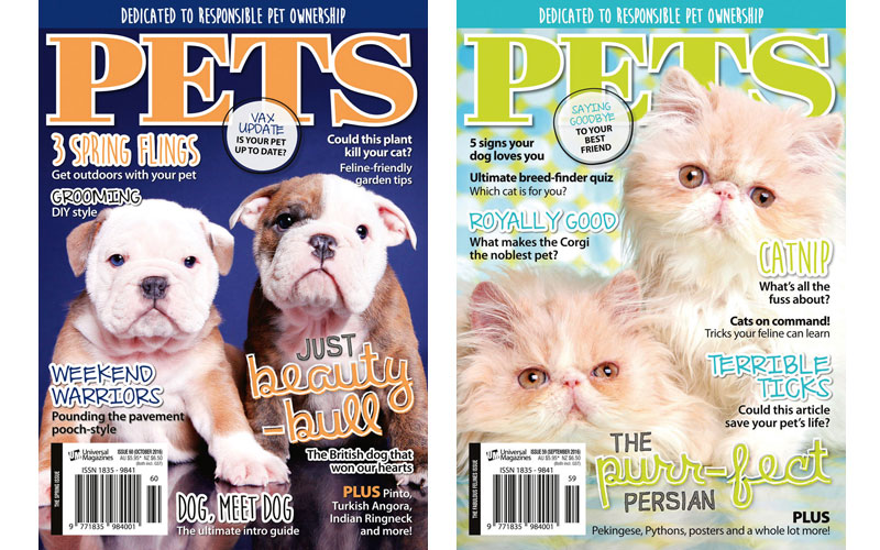 PETS Magazine Subscription