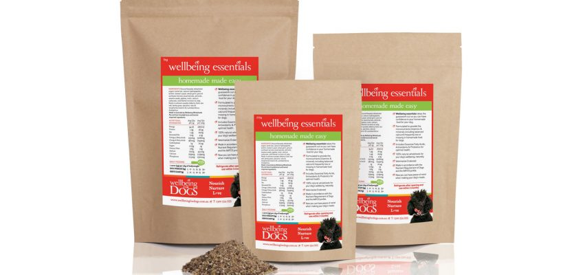 Wellbeing for Dogs: Wellbeing Essentials