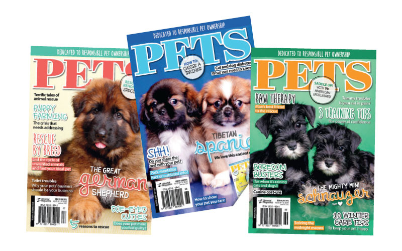 PETS Magazine 6-issue subscription