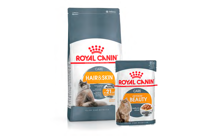 PETS have 2 Royal Canin Wet and Dry Cat Food prizes to give away
